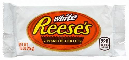 Reese's White Peanut Butter Cups (US)